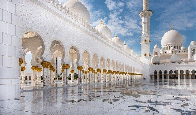 salah in mosque