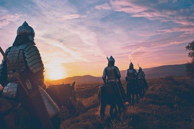 horses in Battle of Badr